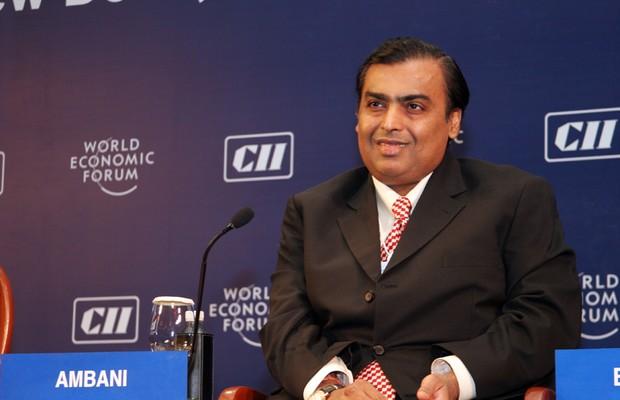Mukesh Ambani (Foto: Creative Commons)