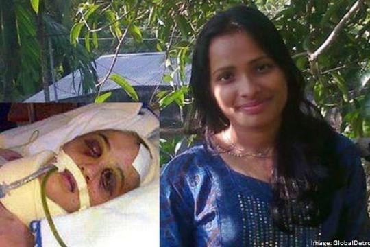 Jyoti Singh,23 anos, estudante de fisioterapia. Sua morte tornou-se um símbolo da violência contra as mulheres na Índia (Foto: Filha da Índia/ Divulgação)