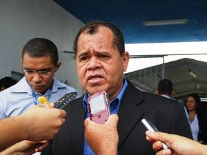 Deputado Jânio Xingu nega ofensa aos estudantes (Foto: Eduardo Andrade)