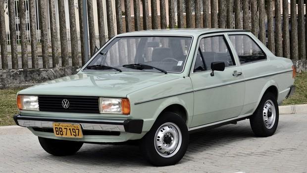 Fotos do VW Voyage LS 1981