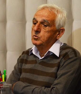 Benevides Ferneda Geléia - presidente do São José-SP (Foto: Danilo Sardinha/Globoesporte.com)