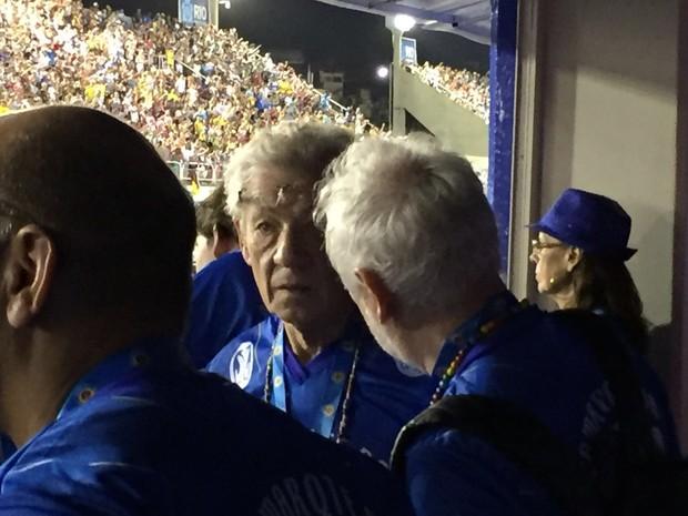 Ian McKellen (Foto: Priscila Bessa/ EGO)