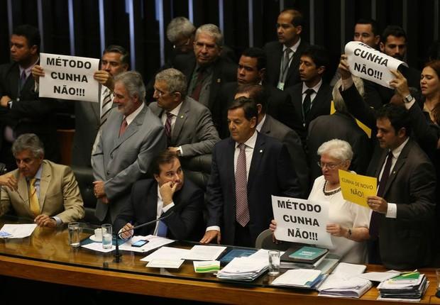 Câmara vota novamente urgência no projeto de Previdência (Foto: Fabio Rodrigues Pozzebom/Agência Brasil)