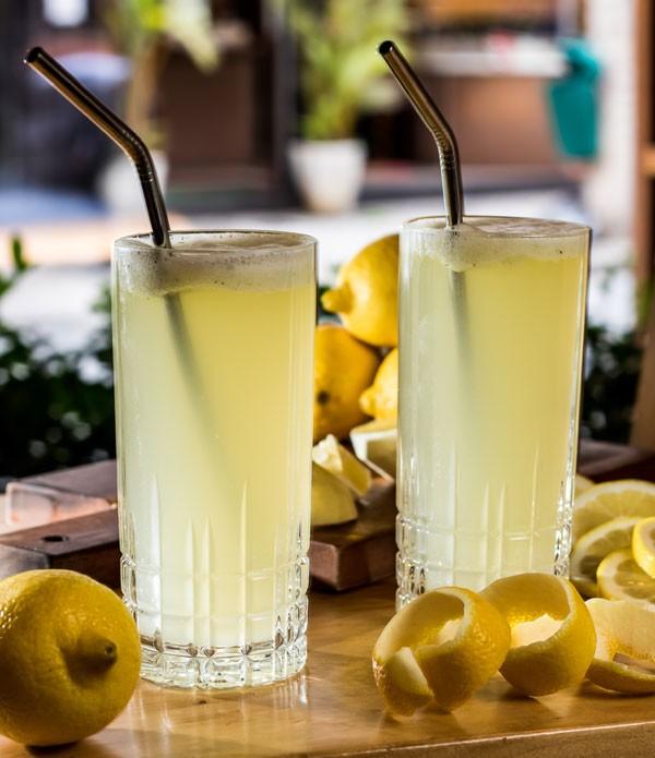 A limonada especial do Mestiço, em São Paulo, é ótima para começar o dia (Foto: Leo Feltran)