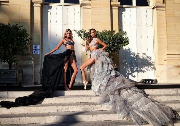 Stella Maxwell e Josephine Skriver  (Foto: Reprodução/Instagram)