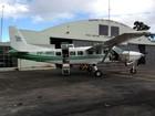 Governo do Paraná envia aeronaves para transportar vítimas no RS