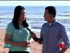 Análises apontam poluição nas praias de Vila Velha e da Serra