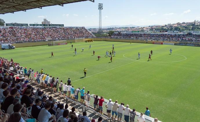Estádio Nabi Abi Chedid Nabizão - Bragança Paulista (Foto: Rafael Moreira/C.A. Bragantino)
