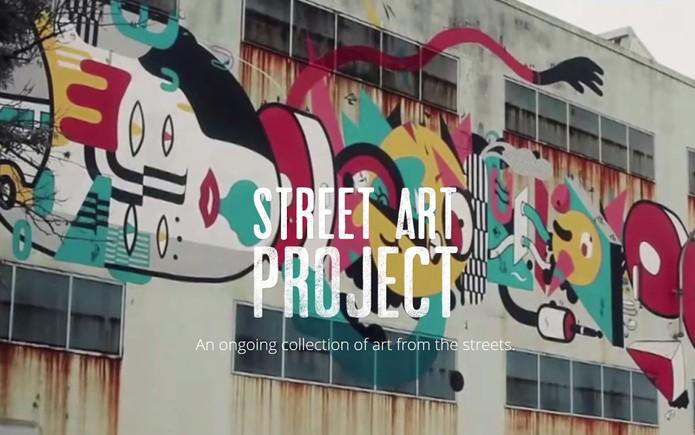 Projeto do Google preserva arte de rua em todo o mundo (Foto: Diulgação/Google)