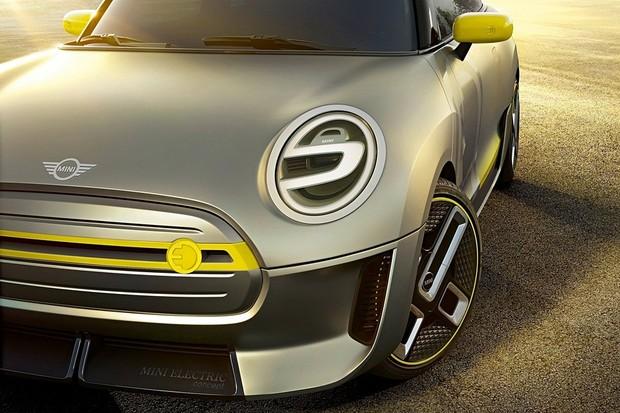 Mini Electric Concept (Foto: Divulgação)