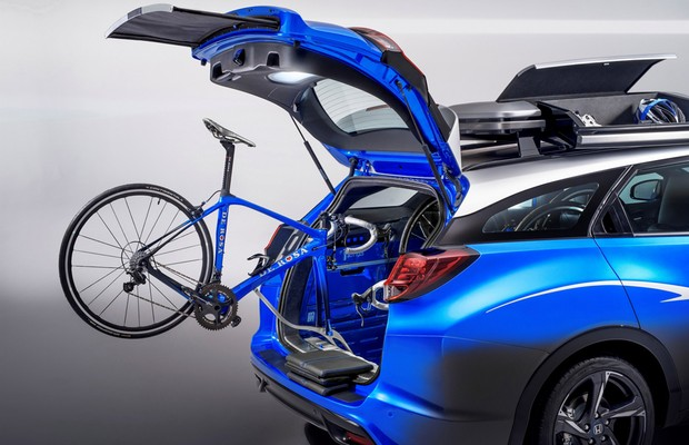 Conceito Honda Civic Tourer Active Life (Foto: Divulgação)