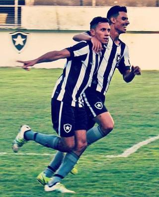 Renan Gorne, Pachu, Botafogo (Foto: Divulgação)