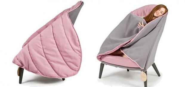 cadeira-cobertor-cole (Foto: Reprodução)