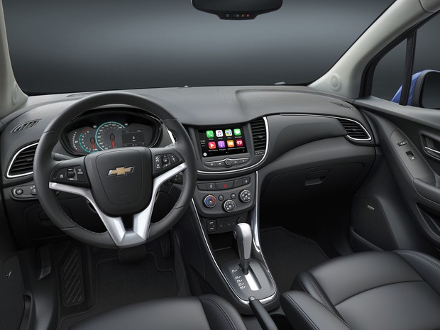 Chevrolet Trax 2017 (Foto: Divulgação)