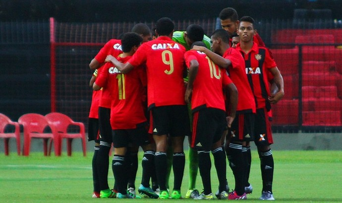 Sport sub-20 (Foto: Williams Aguiar/Sport Club do Recife)