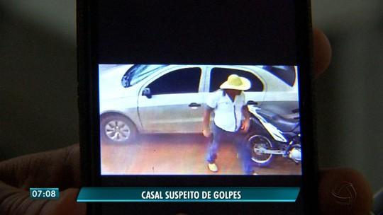 Casal que comprava bebidas com cheques roubados é preso em Cuiabá