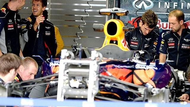 Fórmula 1 (Foto: Reuters/Reprodução: Globoesporte.com)