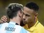 Imprensa australiana anuncia amistoso entre Brasil e Argentina em junho