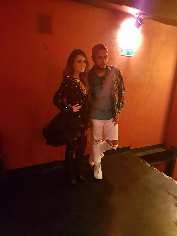 Dulce Maria e Pedro Henrique (Foto: Reprodução/Instagram)