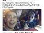 Youtuber brasileiro vira piada após suposta foto tocando em Justin Bieber