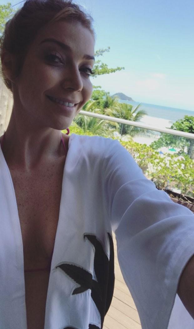 Luiza Possi (Foto: Reprodução)