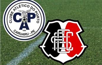 Porto e Santa Cruz disputam vaga na final do Pernambucano sub-20; confira