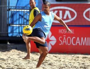 Marcelinho, Corinthians, Futebol de Areia (Foto: Gaspar Nobrega / Inovafoto)