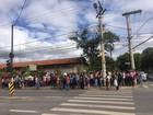 Professores fazem protestos contra governo e PEC 287 em Montes Claros