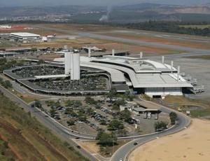 Aeroporto de Confins (Foto: Divulgação / Infraero)