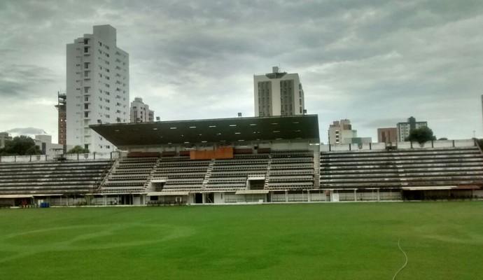 Mamudão pode receber jogo de estréia do Democrata no Mineiro, dia 30 deste mês, contra o América (Foto: Democrata/Divulgação)