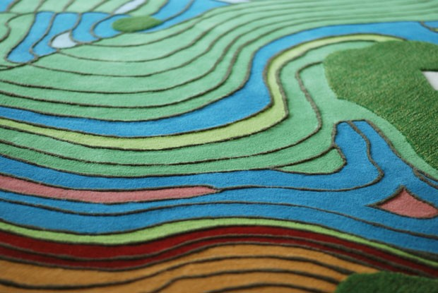 Tapetes Landcarpet (Foto: divulgação)