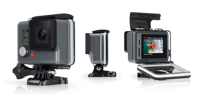 Nova câmera da GoPro tem bom desempenho e preço baixo (Foto: Divulgação/GoPro)