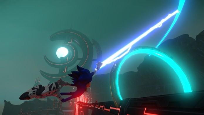 Sonic Boom: Rise of Lyric mistura estilos proporcionando jogabilidade variada (Foto: Divulgação)
