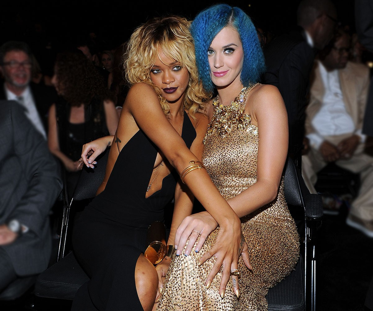 Rihanna e Katy Perry (Foto: Getty Images)