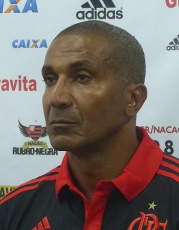 Cristóvão Borges Flamengo (Foto: Richard Souza/ GloboEsporte.com)