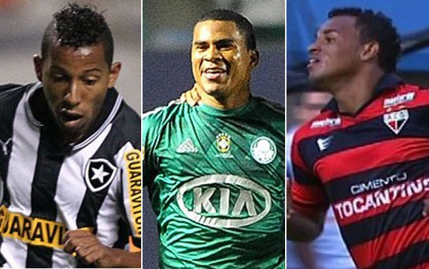 Montagem Abusados &#201; Gol rodada 9.2 (Foto: Montagem SporTV)
