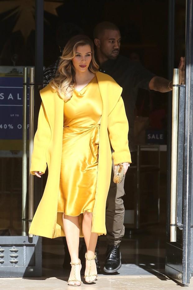 Kim Kardashian X17 (Foto: X17/Agência)
