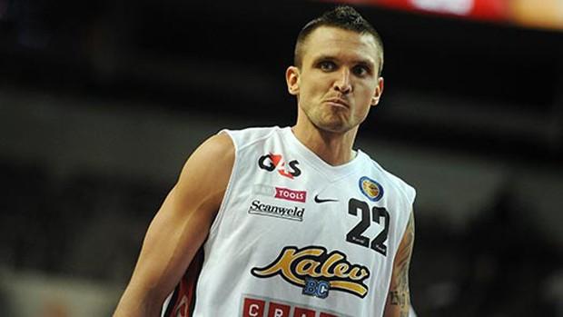 Armands Skele Kalev/Carmo basquete estônia (Foto: Divulgação)