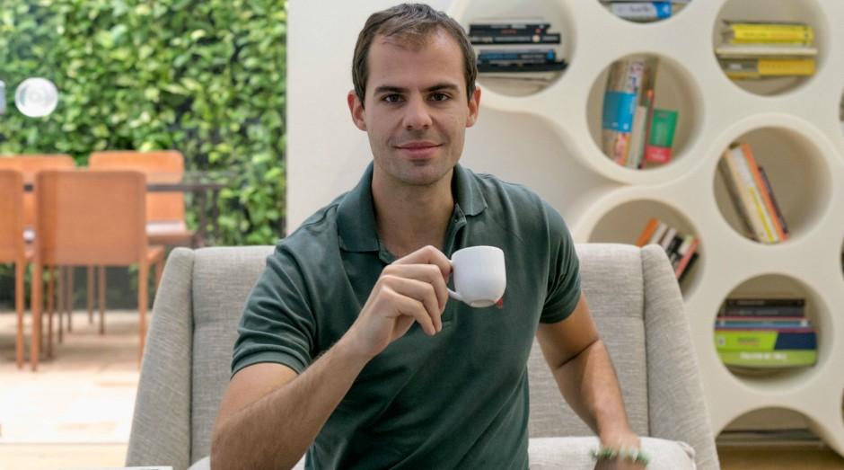 Nicolas Romano, CEO da The Coffee Match  (Foto: Divulgação)