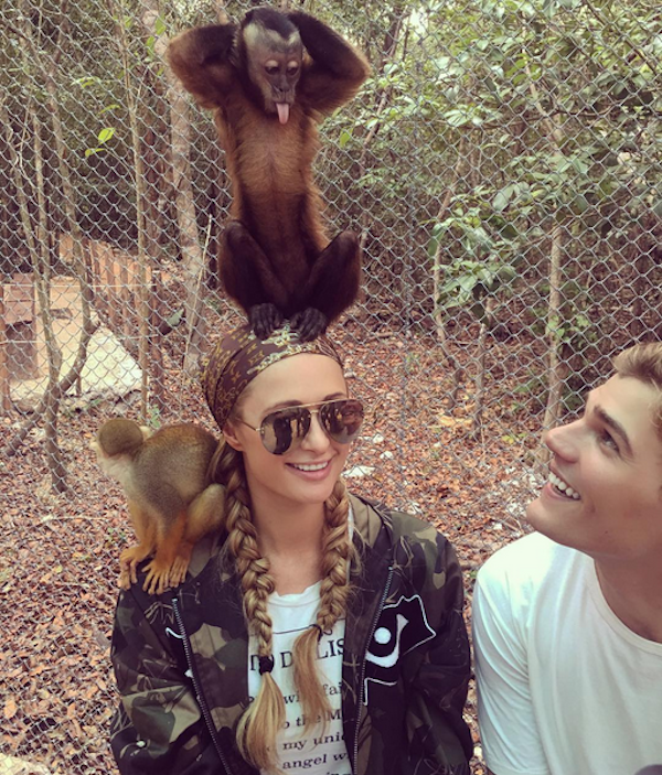 Paris Hilton (Foto: Instagram)