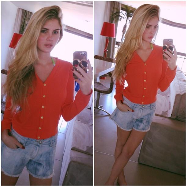 Bárbara Evans (Foto: Instagram/ Reprodução)