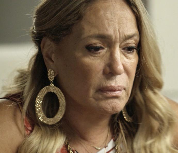 O que será que Adisabeba vai fazer? (Foto: TV Globo)