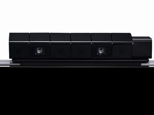Sensor no estilo do Kinect que capta movimentos do DualShock 4 e reconhece quem está jogando o game (Foto: Divulgação)