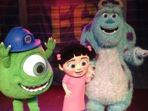 Peça é baseada no filme que faz sucesso entre as crianças (Foto: Divulgação)