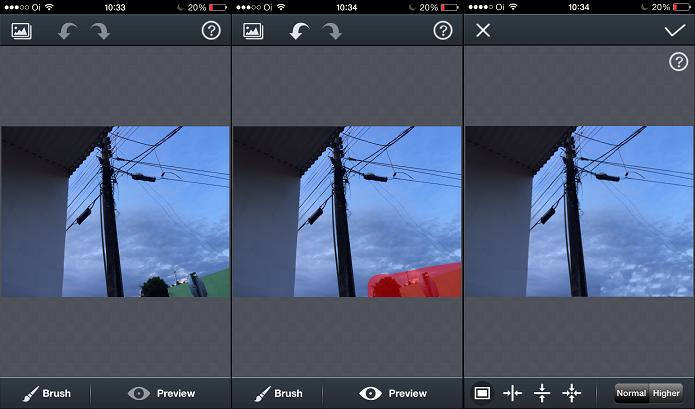 Remova detalhes inconvenientes em fotos com o Photo Eraser  (Foto: Divulgação/Apple Store)