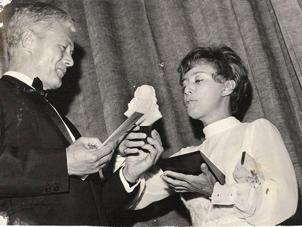 Maria Clara Machado recebeu diversos prêmios por sua contribuição ao teatro infantil (Foto: Acervo O Tablado)