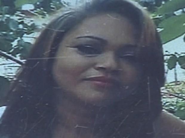 Moradora de Águas Lindas de Goiás morre vítima de dengue hemorrágica Maria Cardoso de Oliveira (Foto: Reprodução/TV Anhanguera)