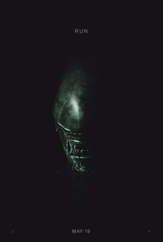 Pôster de 'Alien: Covenant' (Foto: Divulgação)