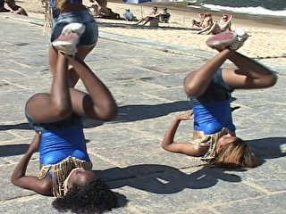 Sucesso na internet, Bonde das Maravilhas conquista turistas no Rio (Foto: Reprodução)