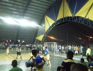 Copa Jalapão de Futsal chega à quarta rodada (Foto: Fischer Reis/Liga de Futsal)